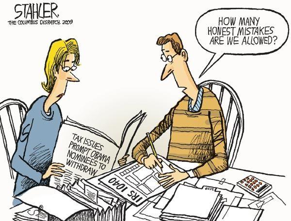 15 best Tax Cartoons i...