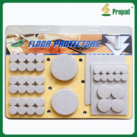 #Furnitue Felt Floor Protecor/Heavy Duty Adhesive Pads/Self Stick Furniture  Protector Pads