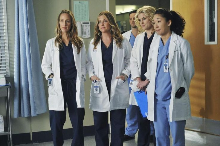 Grey's Anatomy saison 8 : Grey's anatomy saison 8