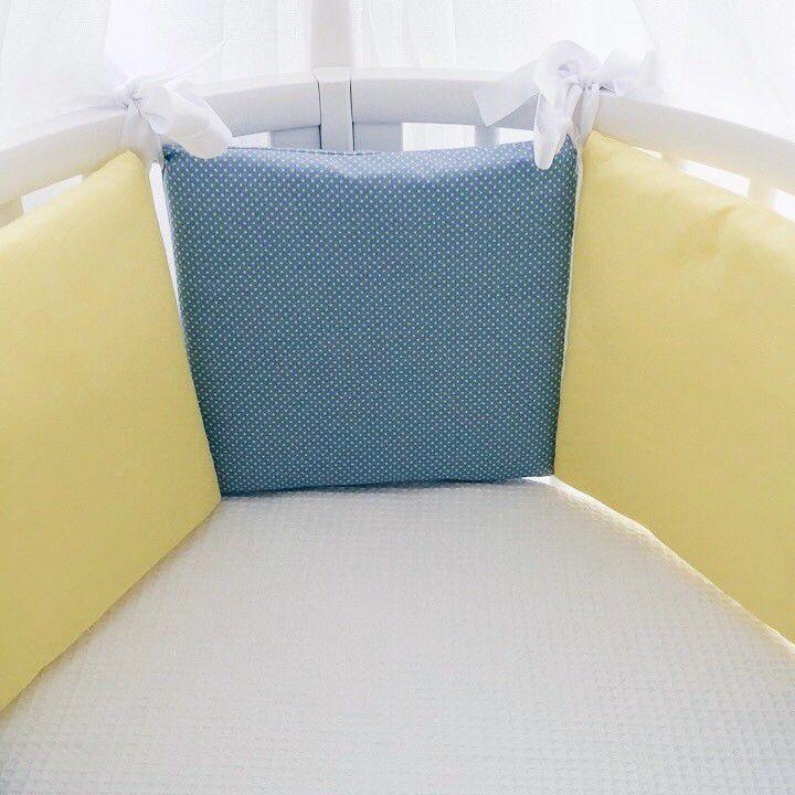 Mein Bettnestchen aus Kissen gelb blau  von ! Größe  für 12,00 €. Schau´s dir an: http://www.mamikreisel.de/ausstattung-rund-ums-kind/plaids-tagesdecken-and-nestchen-star/48775270-bettnestchen-aus-kissen-gelb-blau.