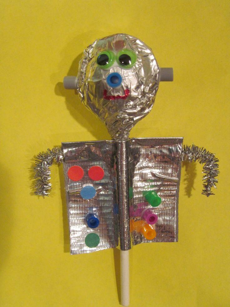 Robot Classroom Decor : Best images about robot theme classroom on pinterest