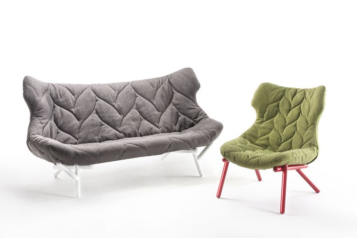 The FOLIAGE collection, designer Patricia Urquiola
