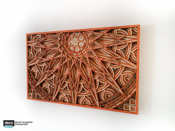 Hey, I found this really awesome Etsy listing at https://www.etsy.com/listing/557502996/layered-wood-sculpture-sunset