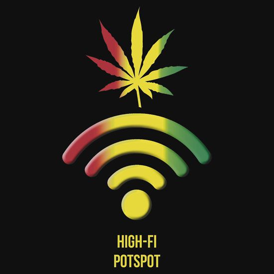 High-Fi Potspot by Samuel Sheats on Redbubble. Available as T-Shirts & Hoodies, iPhone Cases, Samsung Galaxy Cases, Home Decors, Tote Bags, Prints, Cards, iPad Cases, and Laptop Skins. #weed #marijuana #ganja #cannabis #internet #humor #420