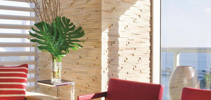CORTINAS PIROUETTE Las cortinas Hunter Douglas Pirouette® son cortinas modernas ya que cuentan con  un diseño único con láminas horizontales de telas y tonos que van adheridas a una capa sheer posterior, formando delicados pliegues que parecen flotar sobre la ventana. Mantienen el mismo look - atractivo y lujoso- de las cortinas Romanas. @hunterdouglasco #desing #house #style #spaces #decoration