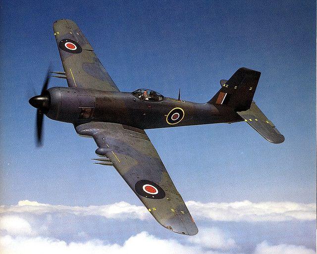Blackburn Firebrand - RAF - World War 2