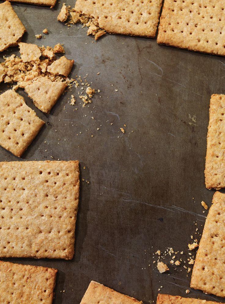 Recette de Ricardo de biscuits Graham maison