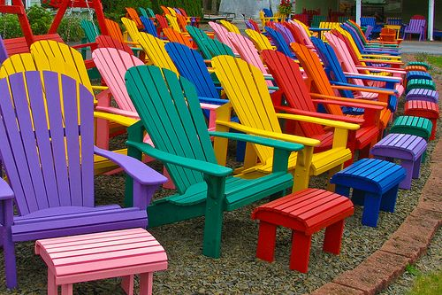 relax in the color of your choice