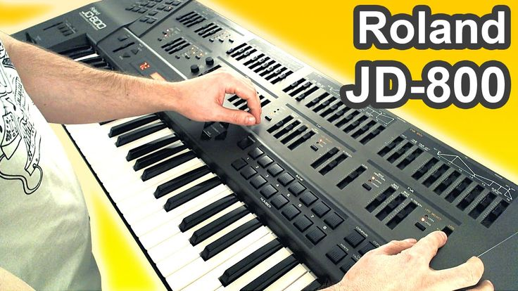 http://www.youtube.com/synth4ever - Roland JD-800 synth demo - playing ambient chillout music soundscape on Roland JD 800 digital synth from Roland.  ========  ► SUBSCRIBE TO MY CHANNEL FOR NEW DEMOS & MUSIC http://www.youtube.com/subscription_center?add_user=synth4ever  ► Buy Music: http://synth4ever.bandcamp.com  ► Connect: http://www.synth4ever.com http://www.facebook.com/synth4ever.music http://www.soundcloud.com/synth4ever http://www.youtube.com/synth4ever…