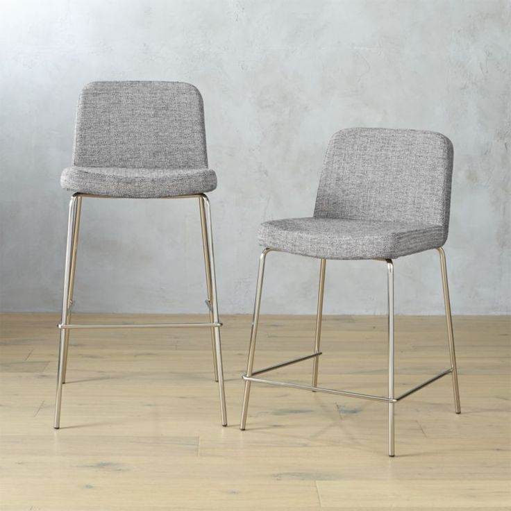 Upholstered Bar Stool Ridged Leg Stools With Backs And: Best 25+ Counter Stools With Backs Ideas On Pinterest