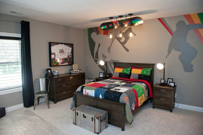 Decoración de cuartos para niños con bombillas Edison | Cosas para ...