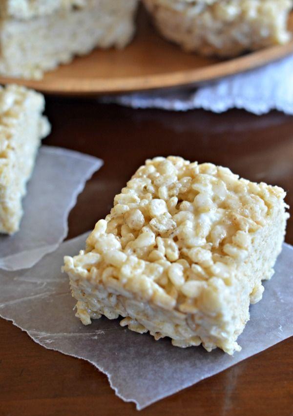 ... Vanilla, Rice Krispies Treats, Baking, Vanilla Beans, Vanilla Rice