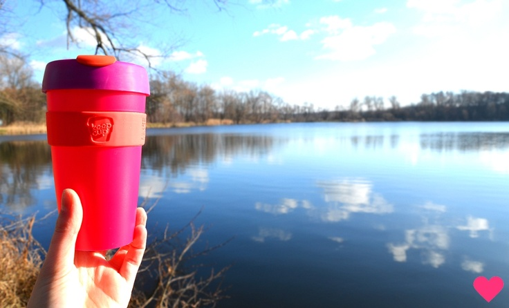 Sunday = Sunny Day With KeepCup Sunrise <3