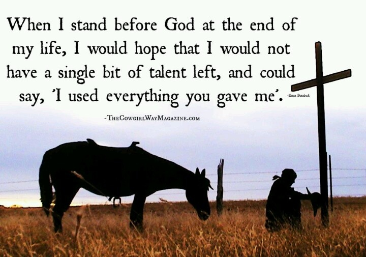 ♥I love the cowboy praying at the cross!! I have it on both my bridle and breast collar!