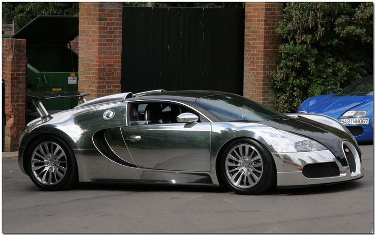 Bugatti Veyron (a work of art)