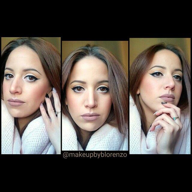 Everyday look @makeupbyblorenzo