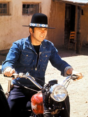 Billy Jack, Tom Laughlin, 1971(8/10/1931)-(12/12/2013)