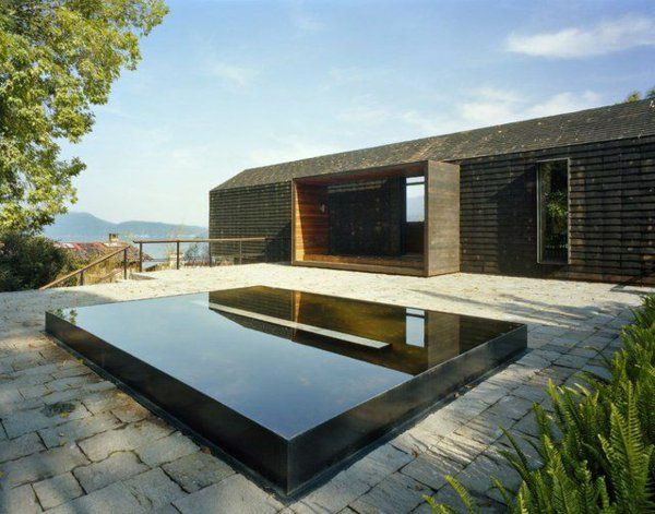 1000 ideas about petite piscine on pinterest small pools plunge pool and lap pools - Piscine hors sol originale metz ...