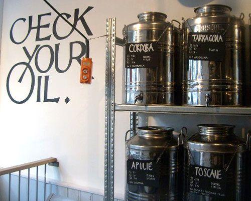 Meeuwig olijfolie.