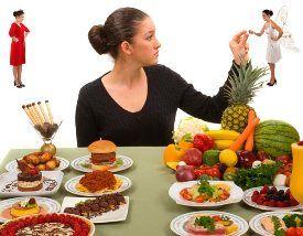 как отказаться от вредных продуктов, выбираем диету для себя