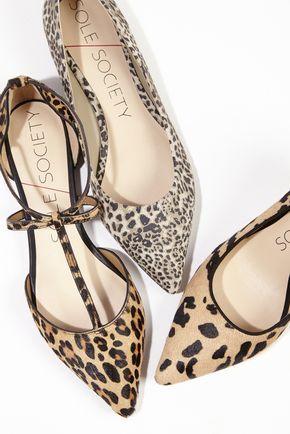 Schuhe mit Tiermuster | Schuhe mit Prints in Leoparden und