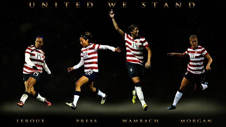 Soccer Wallpaper Uswnt