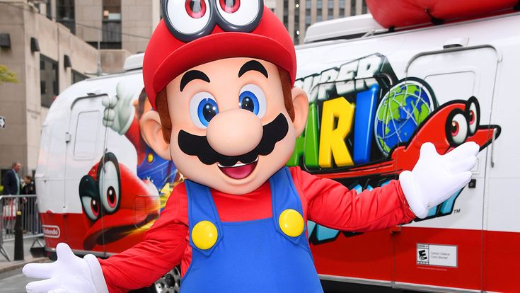 Mario' Movie to Be Produced by Nintendo and Illumination