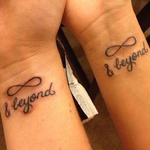 Best 25 married couple tattoos ideas on pinterest ring for Married couple tattoos