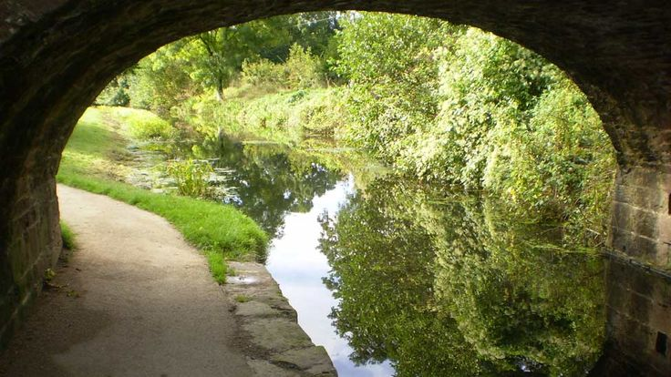 The Monmouthshire & Brecon Canal, Wales #Wales, #welsh #Canals