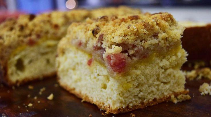 Cuca de Linguiça  | Tortas e bolos | Mais Você - Receitas Gshow
