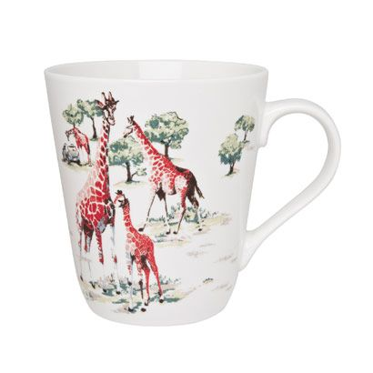 Cath Kidston safari mug to buy with our wedding vouchers (and remind us of honeymoon in Kenya :-)