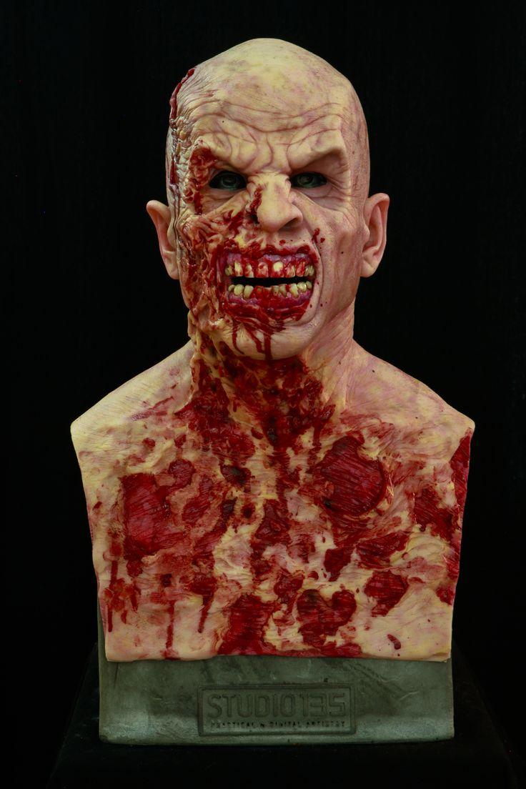 Studio 135 Zombie Silicone Mask