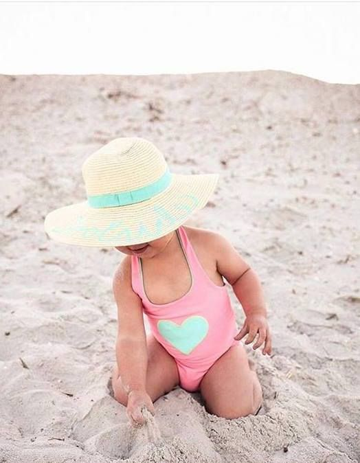 Summer days with gorgrous, stylish swimwear and beachwear for kids by Sunuva!! ☀ #kidsswimwear #kidsfashion