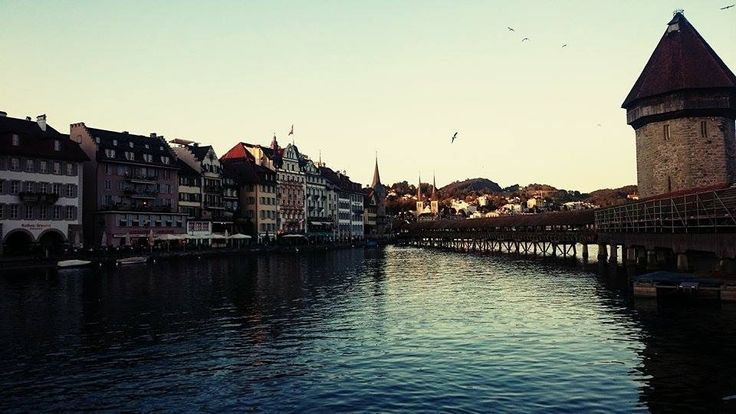 Luzern, wouldn´t mind to stay there a little longer :)