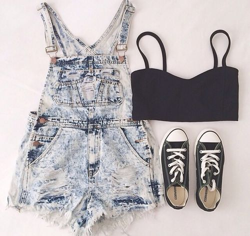 Super fashion conjunto para chica adolescente