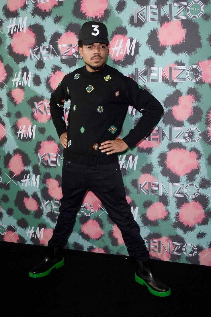 Descubre la colección de Kenzo x H&M - Chance the Rapper