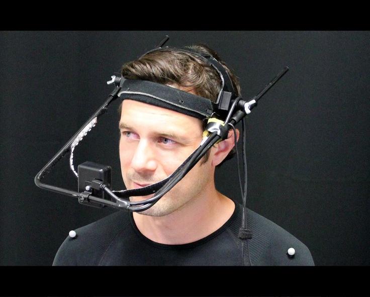 Donkey head-cam | Pascal Langlois for Dynamixyz