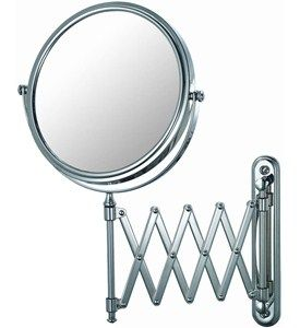 Mirror Image Chrome Extension Arm Wall Aptations Vanity Mirrors Home Decor