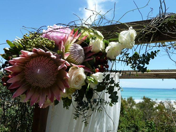 flowers by www.beautiflora.com arbour Byron Bay