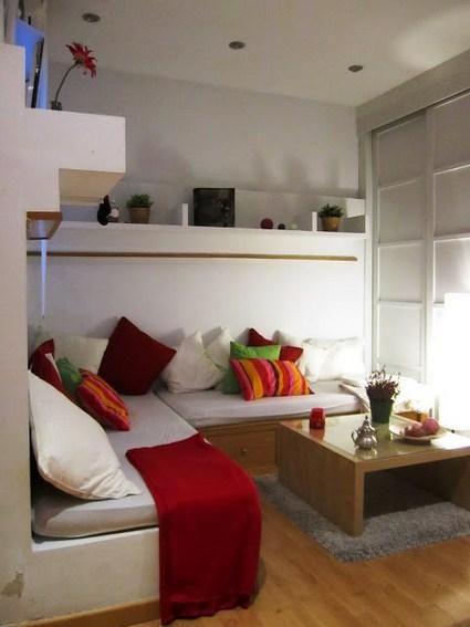 ideas geniales para decorar y organizar un living pequeo salones