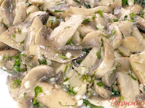 salata de ciuperci 3