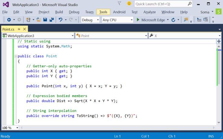 #Microsoft Launches Visual Studio 2015 | TechCrunch http://tcrn.ch/1HN6EwQ - http://www.moontechnolabs.com/desktop-application-development/