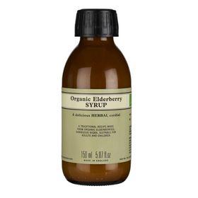 Organic Elderberry Syrup 150ml from NYR Organic