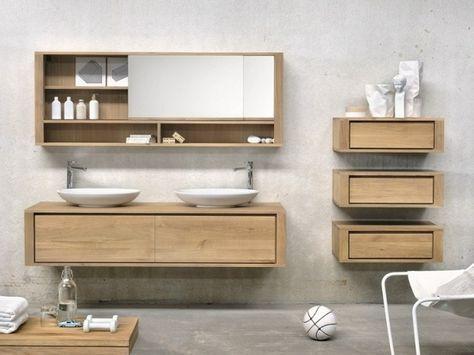 Die besten 25+ Badezimmer spiegelschrank Ideen auf Pinterest ... | {Badmöbel selber bauen unterschränke regale und mehr 65}