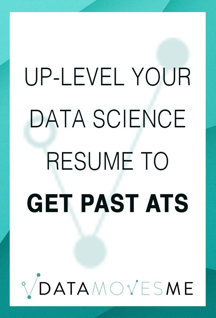 Get Resume Past ATS Applicant Tracking System