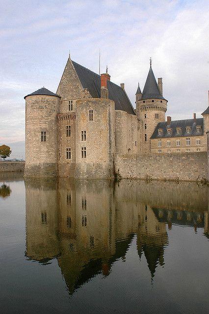 Château de Sully-sur-Loire, Centre, France