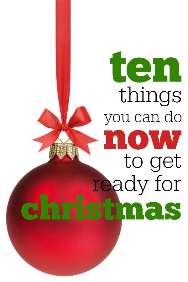 Christmas in less than 100 days! The more we plan for the expenses that occur during December, I believe the more we can truly enjoy the season. Here are ten things you can do in the next few months to ensure your Christmas is restful, enjoyable and frugal!