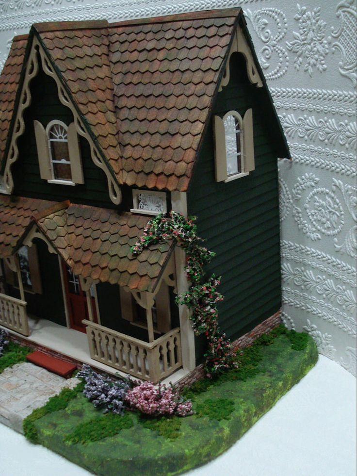 greenleaf Arthur dollhouse by Tracy Topps 520