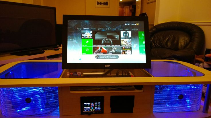 Gaming Gaming Setup Consoles Videogames Pc Ps3 Ps4
