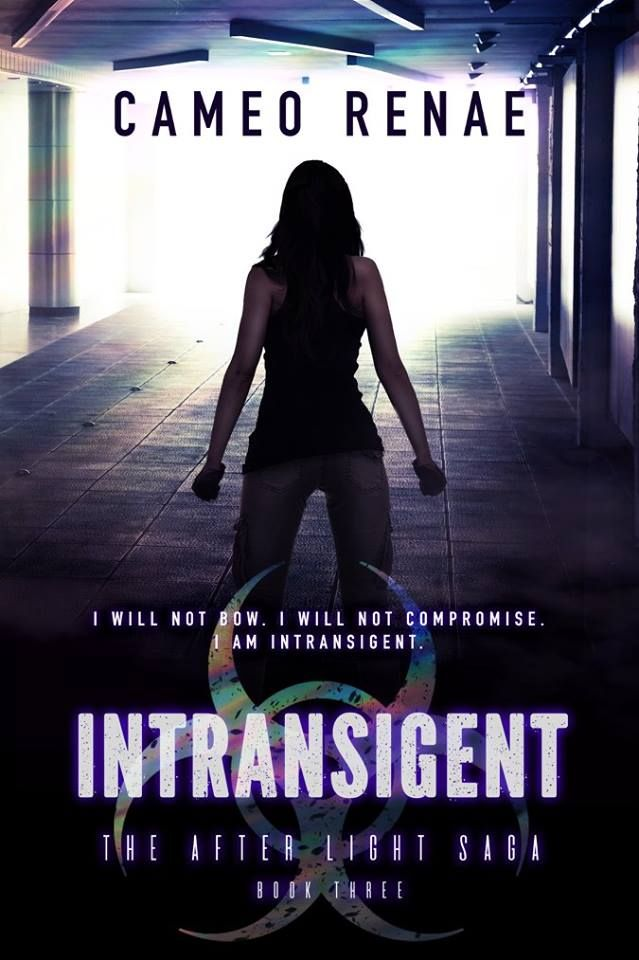 Intrasigent: New Covers for The After Light Saga by Cameo Renae